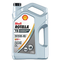 Shell ROTELLA T5 15W-40 Synthetic Blend Diesel Engine Oil - 1 Gallon