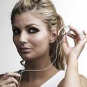 Bang & Olufsen EarSet 3i 挂耳式耳机-白色