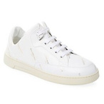 All Over Logo Sneakers - White