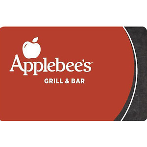 $50 Applebee's Bar & Grill Gift Card