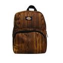Dickies Mini Backpack, Woodgrain