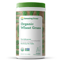 Amazing Grass Organic Wheat Grass Powder- 60 Servings