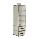 Delta Children 6 Shelf Storage with 2 Drawers