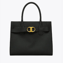 Tory Burch 'Gemini' Link Leather Tote