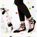 Saks OFF 5TH: Extra 25% OFF on Select Aquazzura Shoes