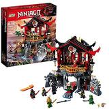 LEGO 乐高 Ninjago Movie 幻影忍者:复活圣殿 70643