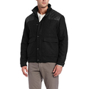 London Fog Men's Blanchard Jacket, Black, X-Large