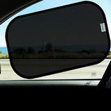 kinder Fluff Car Sun shade 4pk