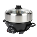 TAYAMA TRMC-40 Shabu and Grill Multi-Cooker