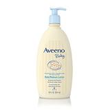 Aveeno 婴儿燕麦保湿乳液(无香型)532ml 装