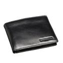 Geoffrey Beene Men's Leather Passcase Billfold Wallet