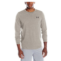 Under Armour Men's Waffle Crew, Carbon Heather/Charcoal, Small