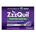 Vicks ZzzQuil Nighttime Sleep Aid LiquiCaps 48 ct