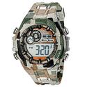 Armitron Sport Men's 40/8188MIL Digital Chronograph Camouflage Patterned Resin Strap Watch