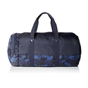 Fred Perry Men's Nylon Duffle Bag, Navy/Camo