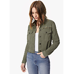 THE MILITARY CROP JACKET