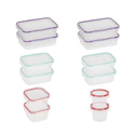 Snapware 24-Piece Airtight Food Storage Set