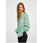 Sleeve detail blouse