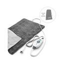 Pure Enrichment King Size Heating Pad with Fast-Heating Technology