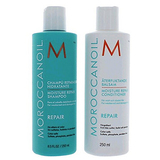 Moroccanoil Moisture Repair Shampoo & Conditioner Set