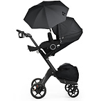 Xplory True Black Stroller
