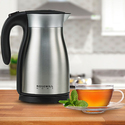 Rosewill Electric Kettle Stainless Steel Double Wall Vacuum Insulated