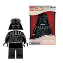LEGO Star Wars 9002113 Darth Vader Kids Minifigure Light Up Alarm Clock