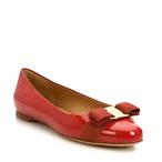 Salvatore Ferragamo芭蕾平底鞋