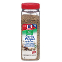 McCormick California Style Garlic Pepper 22oz