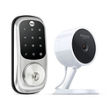 Amazon Key In-Home Kit 智能锁+监控摄像头套装