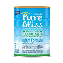 Pure Bliss by Similac Infant Formula, Starts with Fresh Milk from Grass-Fed Cows, Baby Formula, 31.8 ounces, 4 Count