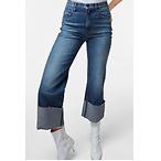 Joan High-Rise Wide Leg Crop