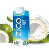 ZICO Natural Coconut Water 12