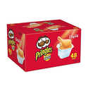Pringles Original Snack Stacks Potato Crisps Chips 48 Cups
