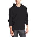 Lee Uniforms Men's Fleece Hoodie - Black