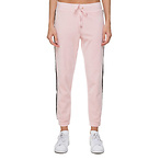Faux Pearl Embellished Pant