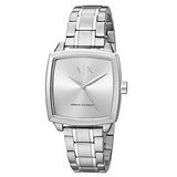Armani Exchange Women's Dress Silver Watch AX5448