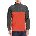 Columbia Men's Steens Mountain Half Zip -  Small