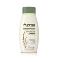Aveeno Active Naturals Daily Moisturizing Body Yogurt Body Wash, Vanilla and Oats, 18 Fl. Oz, (Pack of 3)