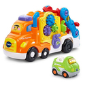 VTech Go! Go! Smart Wheels 超级拖车玩具