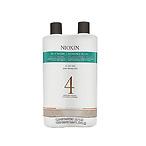 Nioxin 4号防脱洗护套装