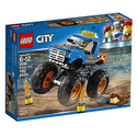LEGO City Great Vehicles Monster Truck 60180 Building Kit (192 Piece)