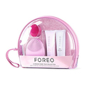 FOREO 'A DREAM COME TRUE' Anti-Aging Skin Care Set (Includes LUNA 2 Facial Cleansing Brush + LUNA play Face Brush + 60 ml Day and Night Cleansers)