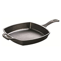 Lodge 10.5 inch Cast Iron Square Skillet