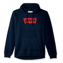 Levi's Men's Fashion Wing Hoody, Dress Blue, Large