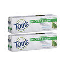 Tom's of Maine Ice Wicked Fresh Paste - Pack of 2
