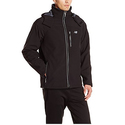 New Balance Men's Soft Shell 3 In 1 Jacket With Removable Inner Fleece Medium