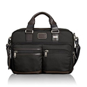 Tumi Alpha Bravo Andersen Slim Commuter Brief, Hickory