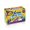Crayola Washable Glitter Paint - 6 Count