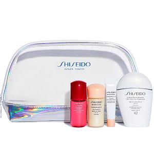 Shiseido 防晒护肤超值套装